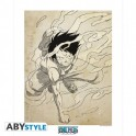 "One Piece Collector Artprint ""Luffy Gear 2"""