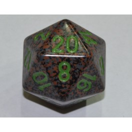 Earth™ Speckled Polyhedral 7-Die Set