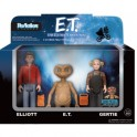 Funko ReAction E.T. - Boxed Set (3) Vinyl Figure 10cm Limited Edition