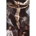El Greco, Christ on The Cross