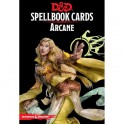 Dungeons & Dragons 5th Edition RPG: Spellbook Cards - Arcane