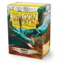 Dragon Shield Standard Sleeves - Mint Classic (100)