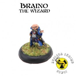 Braino the Wizard