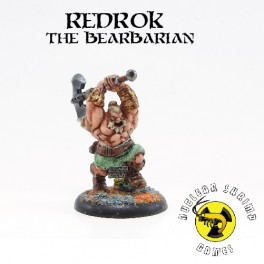 Redrok the Bearbarian
