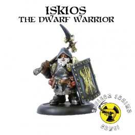 Iskios the Dwarf Warrior
