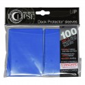 100 Ultra Pro Pro-Matte Eclipse Sleeves (Blue)
