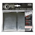 100 Ultra Pro Pro-Matte Eclipse Sleeves (Jet Black)