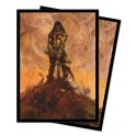 100 Ultra Pro Card Sleeves: Barbarian