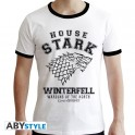 "GAME OF THRONES : T-shirt ""House Stark"" - XXL"