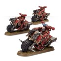 Chaos Space Marines: Bikers