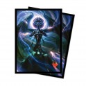 "War of Spark V3 ""Nicol Bolas, Dragon-God"" Deck Protectors (100)"