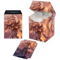 "Magic the Gathering Deck Box 100+ ""Serra the Benevolent"""