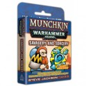 Munchkin Warhammer 40,000: Savagery and Sorcery - EN