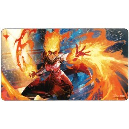 "War of the Spark: Japanese Alternate-Art Planeswalkers: ""Chandra, Fire Artisan"" Playmat"