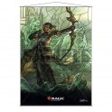Stained Glass Wall Scroll MtG: Vivien