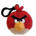Angry Birds Backpack Clip - Red Bird