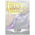 Dragon Shield Standard Sleeves - Clear Classic(100)