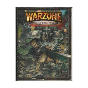 Warzone - Universe Under Siege