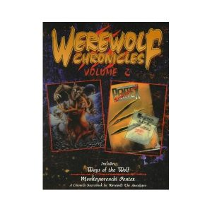 OP Werewolf Chronicles Volume 2