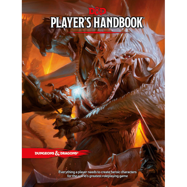 Dungeons and Dragons - Player's Handbook 5.0
