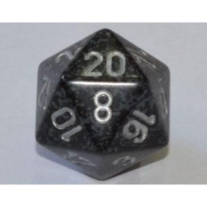 Ninja™ Speckled Polyhedral 7-Die Set