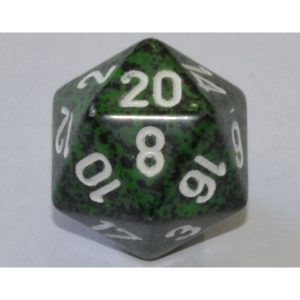 Recon™ Speckled Polyhedral 7-Die Set