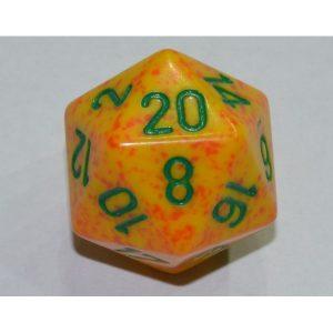Lotus™ Speckled Polyhedral 7-Die Set