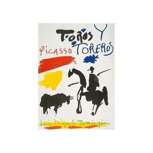 Pablo Picasso, Toros y Toreros