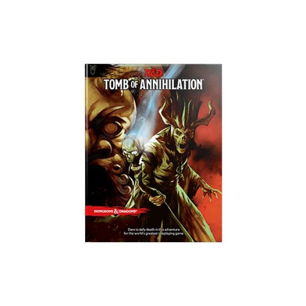 DD5: Tomb of Annihilation