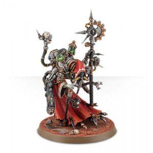 Adeptus Mechanicus - Tech Priest Dominus