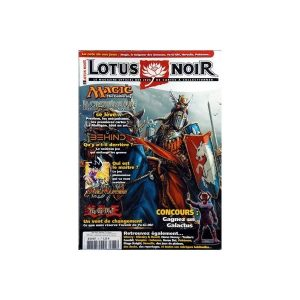 Lotus Noir - May 2004