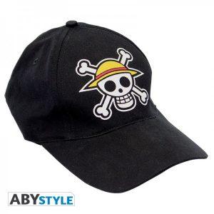 """One Piece """"Skull"""" Cap"""