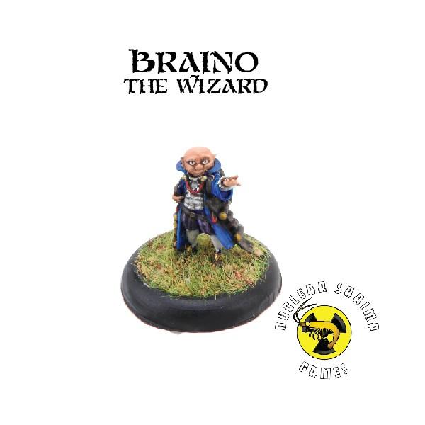 Braino the Wizard