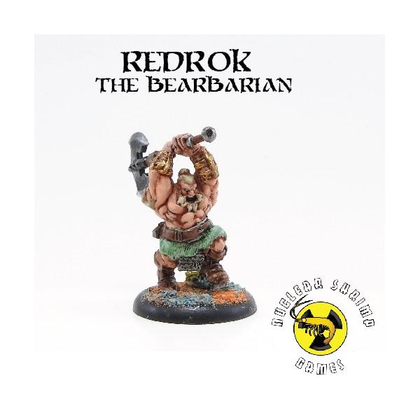 Redrok the Bearbarian