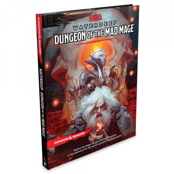 D&D: Waterdeep, Dungeon of the Mad Mage