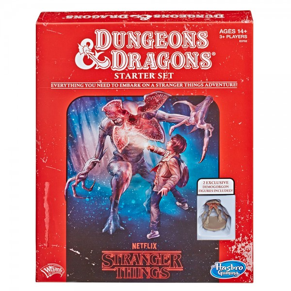 Dungeons & Dragons: Stranger Things Starter Set