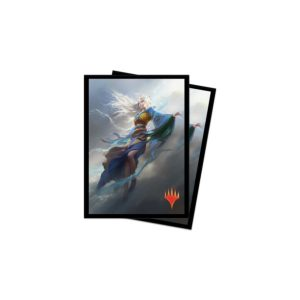 "Magic the Gathering, M20: ""Mu Yanling, Sky Dancer"" - Standard Deck Protector sleeves 100ct"