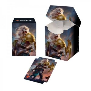 "Magic the Gathering, M20: ""Ajani, Strength of the Pride"" Deck Box"