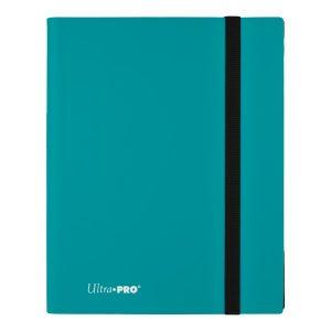 9-Pocket PRO-Binder: Sky Blue