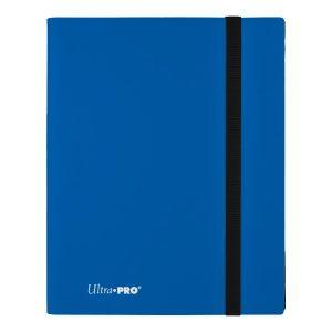 9-Pocket PRO-Binder: Pacific Blue