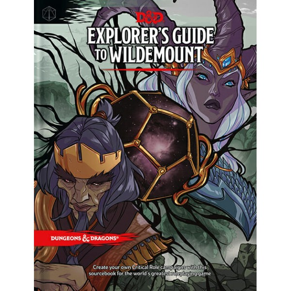 DD5: Explorer's Guide to Wildemount