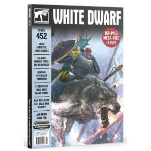 White Dwarf 452 - English