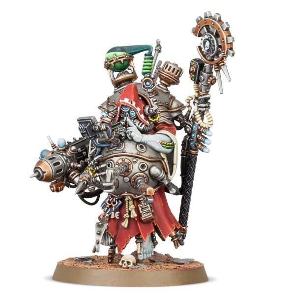 Adeptus Mechanicus Tech-Priest Manipulus