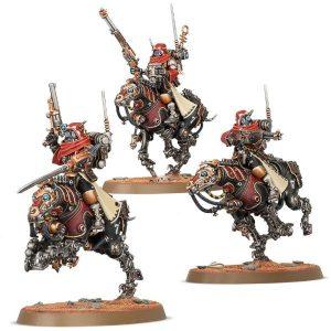 Adeptus Mechanicus Serberys Raiders