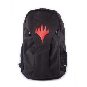Magic the Gathering 3D Embroidery Logo Backpack
