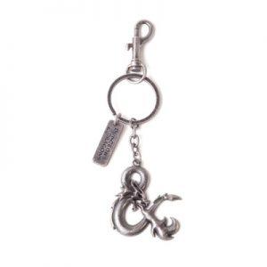 Logo Metal Keychain
