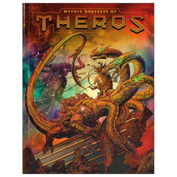 Mythic Odysseys of Theros - Alternate Cover