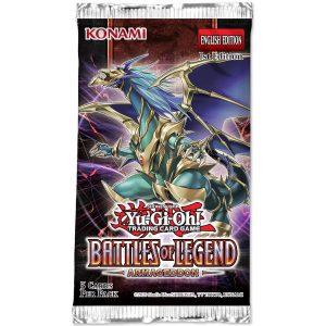 Battles of Legend: Armageddon Booster