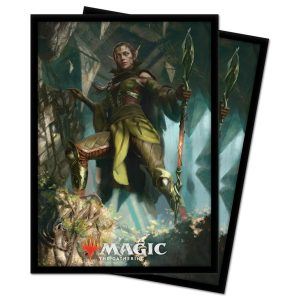Nissa of Shadowed Boughs Standard Deck Protector