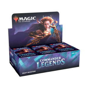 Commander Legends Sealed